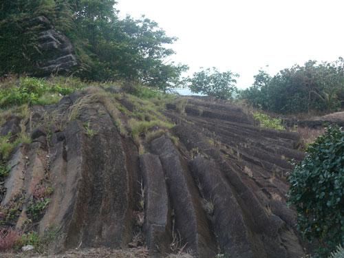大峰峰火山頸地貌