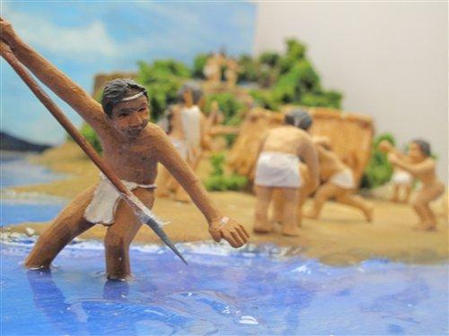 史前人的漁獵技術