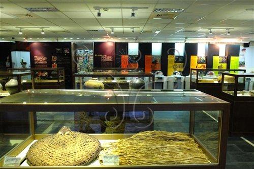 位在霧臺鄉的魯凱族文物館