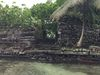南馬都遺址Nandauwas王陵的正面(西)入口
