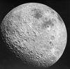 月面背面的素描,看一看像不像照片
