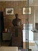 山階鳥類研究所創始人山階博士的雕像