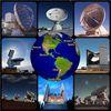 EHT望遠鏡陣列分布世界各地