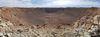 美國亞利桑那州巴林傑隕石坑全景