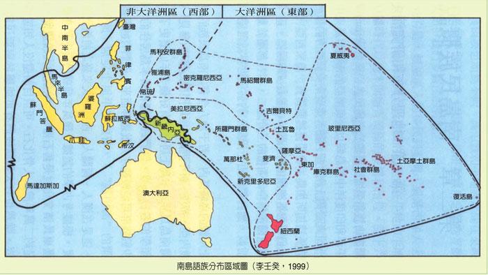 语言扩散假说与台湾南岛考古学