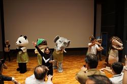 臺北市立動物園動物家族快樂天堂show表演