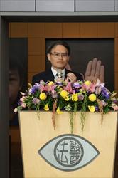 國立自然科學博物館-羅偉哲副館長致詞