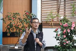 國立自然科學博物館-楊宗愈研究員介紹山茶花知識